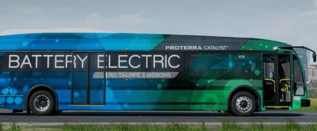 autobus eléctrico