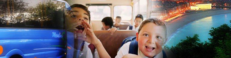 Empresas de autobuses y autocares